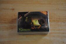 trading card set de base shrek