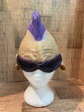 Purple Mohawk Biker Bebop Ninja Turtles Mask Cosplay Paper Magic Group 2002