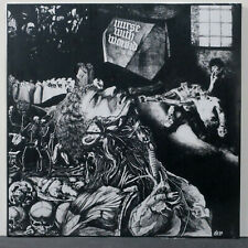 NURSE WITH WOUND 'Merzbild Schwet' Ltd. Edition BLUE Vinyl LP NEW/SEALED
