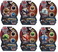 BAKUGAN Battle Planet - Starter Packs - You Choose , HAOS, DARKUS, AURELUS etc
