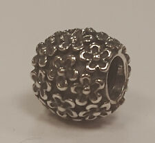 RETIRED Authentic NEW Pandora ALE Sterling Silver PERFECT POSIES Charm 790566