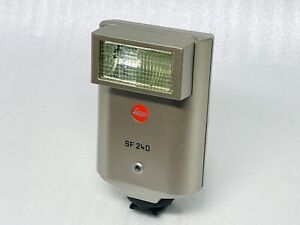 [NEAR MINT] Leica SF 24D Shoe Mount Flash 14444 For M9 M8 M7 M6 TTL From JAPAN