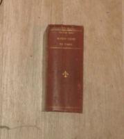 HUGO Victor. Notre-Dame de Paris. Rouff. 8 tomes en 1 vol.