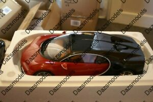 GT Spirit Kyosho Bugatti Chiron Red KSR08664R-Z 1:12