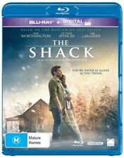 The Shack (Blu-ray, 2017)
