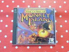 The Curse of Monkey Island/Monkey Island 3 PC Jeu Dans Jewelcase #2