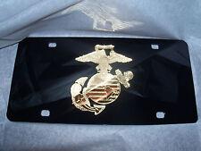 United States Marine Corps / USMC (Military)  Laser Cut License Plate New!