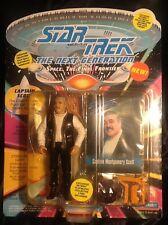Star Trek The Next Generation Captain Montgomery Scott Action Figure MINT