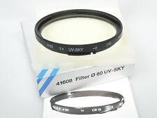 Hasselblad UV-Sky -0 Filter Baj. 60 UV SKY B60 NEUWERTIG MINT and boxed + Anltg.