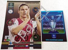 Niklas Moisander XXL Limited Edition - Panini Adrenalyn Champions League 2014/15