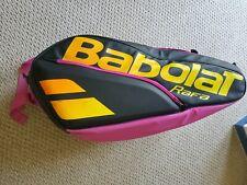 New listing Babolat Pure Aero Rafa 12 pack Tennis Bag