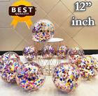 20 Pack Confetti Balloons Latex 12