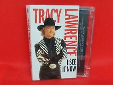 Tracy Lawrence - I See It Now (1994) New Country 90's Cassette RARE (EX)