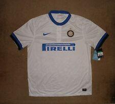 Nike Inter Milan jersey New Xl Nwt tags DriFit $90 msrp