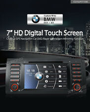 AUTORADIO BMW E53 NAVIGATORE GPS CANBUS DVD USB SD MIRRORING BLUETOOTH XTRONS