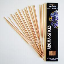 Incensi LAVANDA/Aroma Sticks Nature's Best Scents