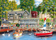 Gibsons - 1000 PIECE JIGSAW PUZZLE - Summer In Ambleside