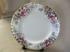 ROYAL ALBERT AUTUMN ROSES SALAD PLATE IN EXCELLENT CONDITION