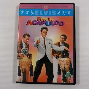 Elvis - Fun In Acapulco (DVD) 1963 movie Region 2
