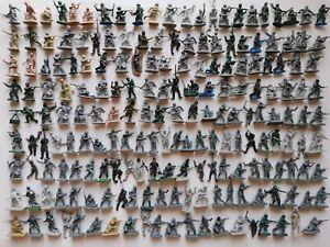 Lot soldats esci italeri airfix ww2 figurines  1/72 vintage