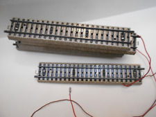 MARKLIN  - Lote 10 unidades vía M recta 18 cm -  Escala H0
