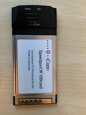 Speedport W 100card - PCMCIA-Steckplatz - T Com