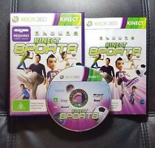 Kinect Sports (Microsoft Xbox 360, 2010) Xbox 360 Kinect Game - FREE POST