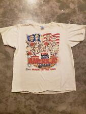 Vintage Rare Dream Team Usa Olympic Basketball 91/92 Shirt medium Jordan, Magic