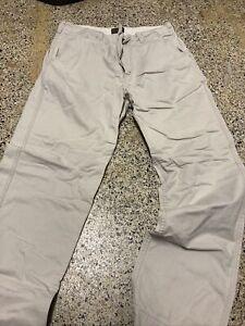 American Eagle Men's Pants 34 x 36 Khaki AE