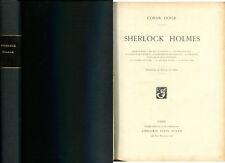 Conan Doyle - Sherlock Holmes - Félix Juven - EO 1907