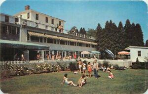Minisink Hills Pennsylvania Pococabana Lodge roadside #43174 Postcard 21-1844
