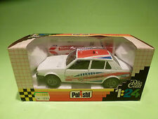 POLISTIL 1:24   ALFA GIULIETTA RALLY -  IN ORIGINAL BOX -  IN GOOD CONDITION