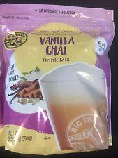 Big Train Chai Tea Latte Drink Mix, Vanilla Chai, 3.5 lb (1.59 kg) Bag Bulk