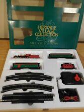 Dept 56 Heritage Village Express Ho Scale Train & Track - #56.59803