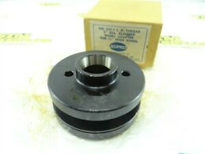 "NEW SOPKO GRINDING HUB NO.230-1 LH THREAD 3"" FLANGE DIA"
