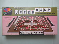 1981 Vintage Scrabble Upper Hand Grand Slam Word - Board Game NEW Sealed (PG1308