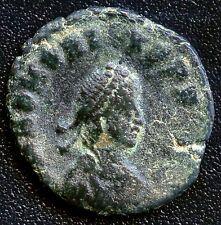 """Ancient Roman Coin """" Honorius / Virtus Exerciti """" 393 - 423 A.D. 16 mm Diameter"""