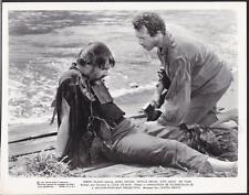 James Mason Neville Brand Hero's Island 1962 original movie photo 28745