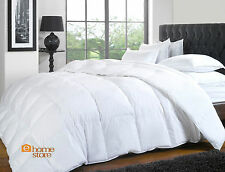 DUCK FEATHER AND DOWN DUVET QUILT,  ALL SIZES AVAILABLE