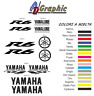 kit adesivi adesivo Stickers decal sticker per moto yamaha r6 motorcycle tipo 1