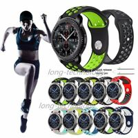 New Soft Silicone Sport Band Watch Strap For Samsung Gear S3 Classic / Frontier