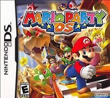 Mario Party DS (Nintendo DS, 2007) US Version