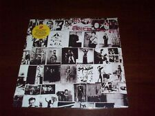 Rolling Stones,Exile On Main St.,2010 R.S./Promotone Press.180 Gram,New,Sealed!