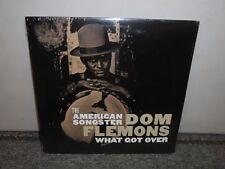 "Dom Flemons What Got Over Vinyl LP 10"" 10 inch American Songster"