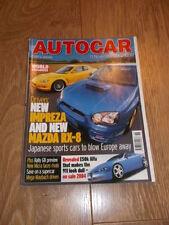 November Autocar Weekly Cars, 2000s Transportation Magazines