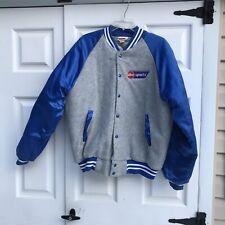 Vintage *Euc* Abc Sports Monday Night Football Bomber Satin Jacket Xl 46-48