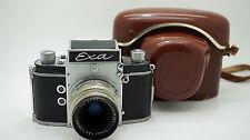 Ihagee EXA 35mm Film Camera // Carl Zeiss Jena Tessar F/3.5 50mm T Lens