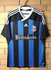 Stoke Away football shirt 2011-2012 SIZE M  jersey soccer Adidas