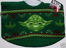 """Disney Star Wars 18"""" Green Yoda Mini Knit Tree Skirt NWT"""