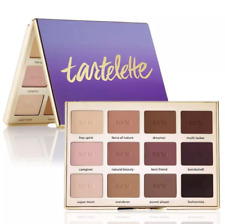 100% New Tarte Tartelette High Performance Naturals Amazonian Clay Matte Palette